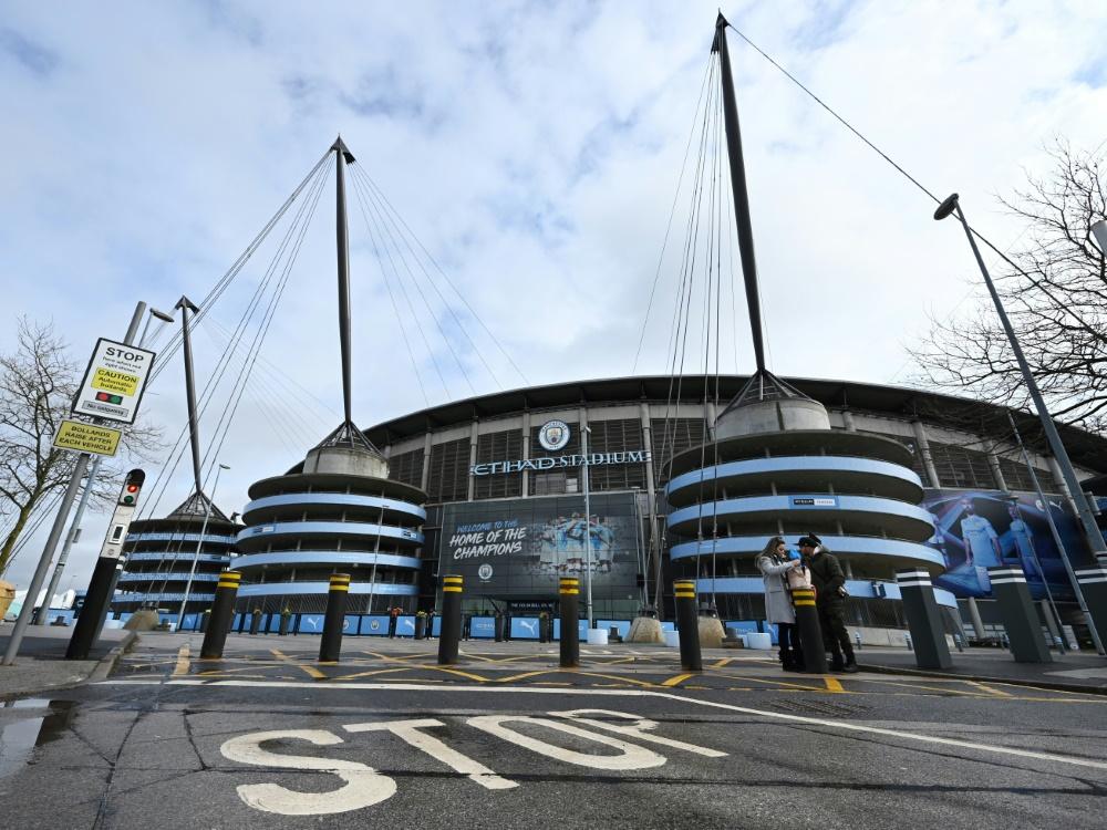 Manchester City macht nicht von Kurzarbeit Gebrauch