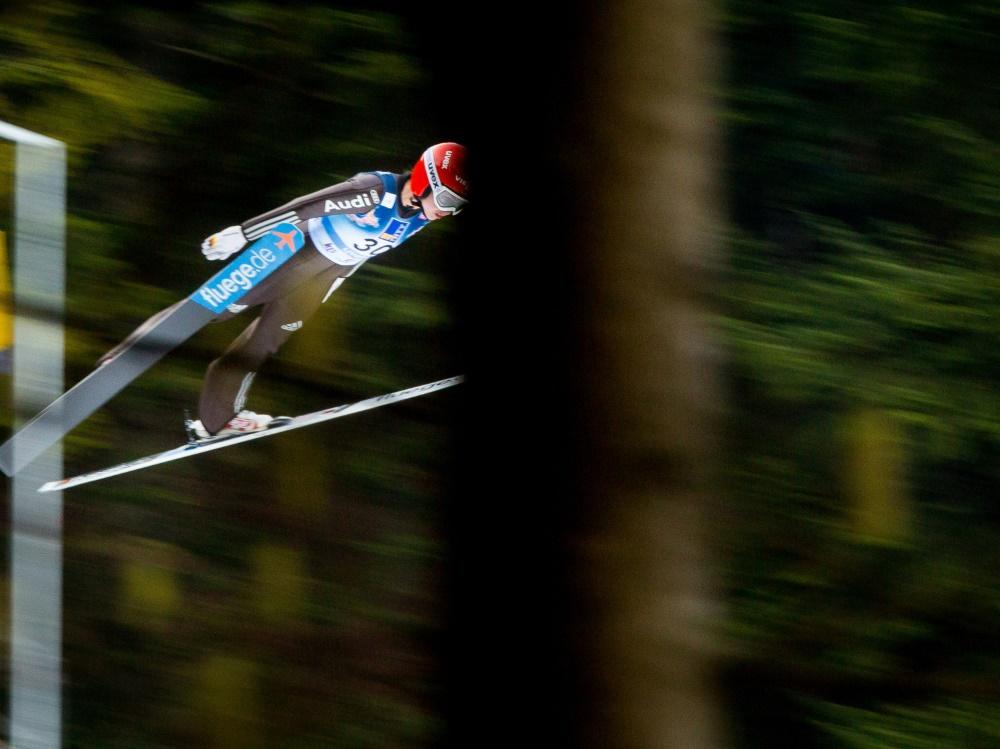 Juliane Seyfarth fliegt als beste Deutsche auf Rang vier