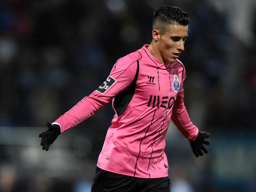Cristian Tello fehlt Porto gegen die Bayern