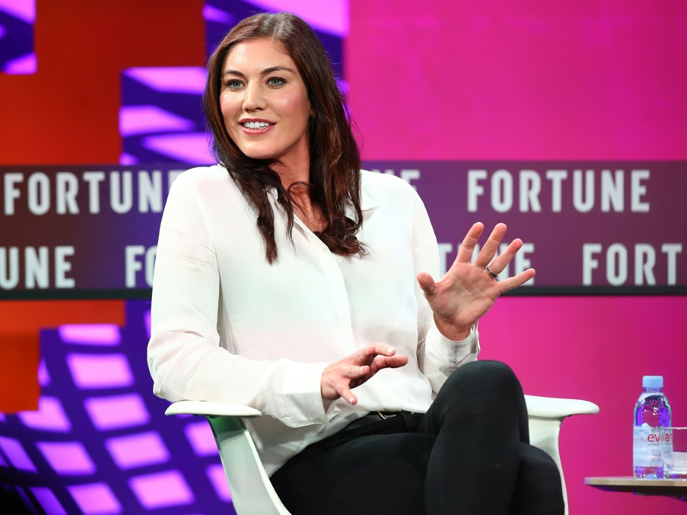 Hope Solo will an die Spitze des US-Verbands