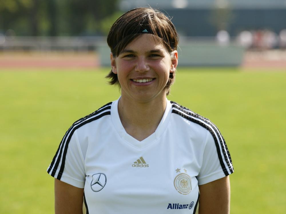 Ariane Hingst gehört zu den neuen DFB-Co-Trainerinnen
