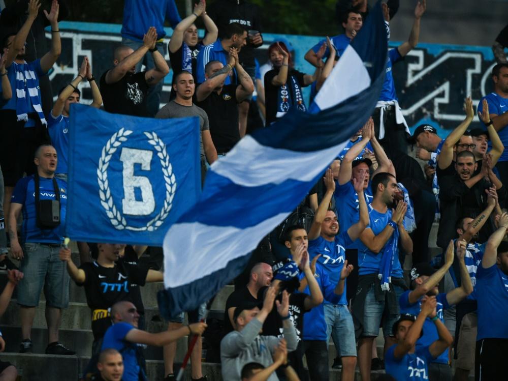 Auch Fans von Lewski Sofia müssen wieder draußen bleiben