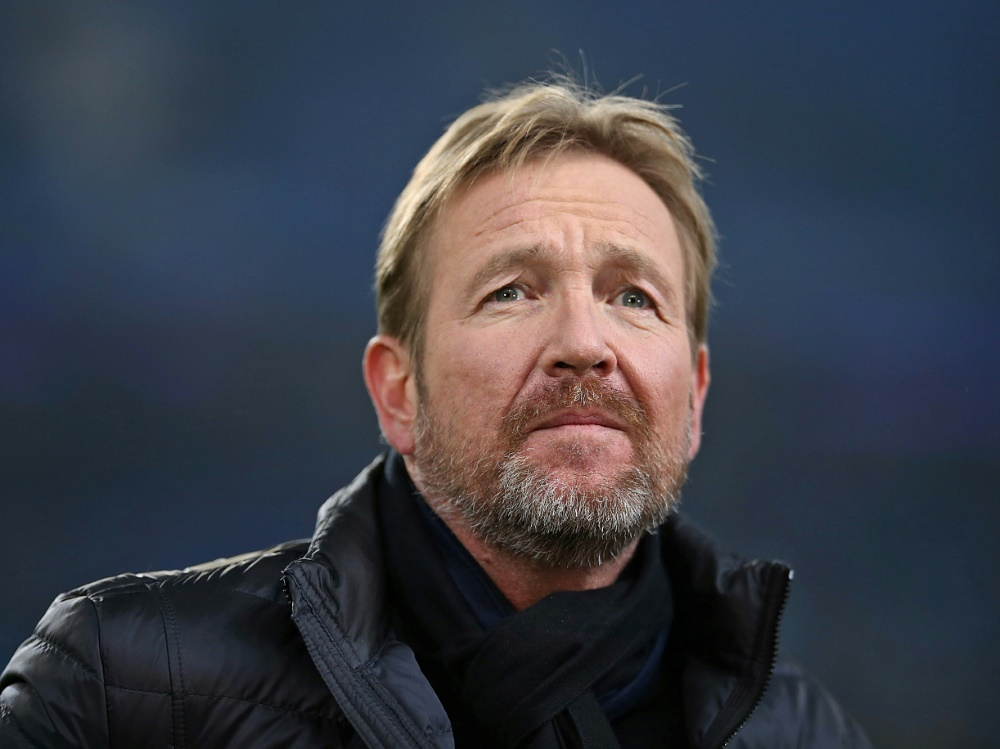 Martin Schwalb, Trainer des Bundesligisten Rhein-Neckar Löwen