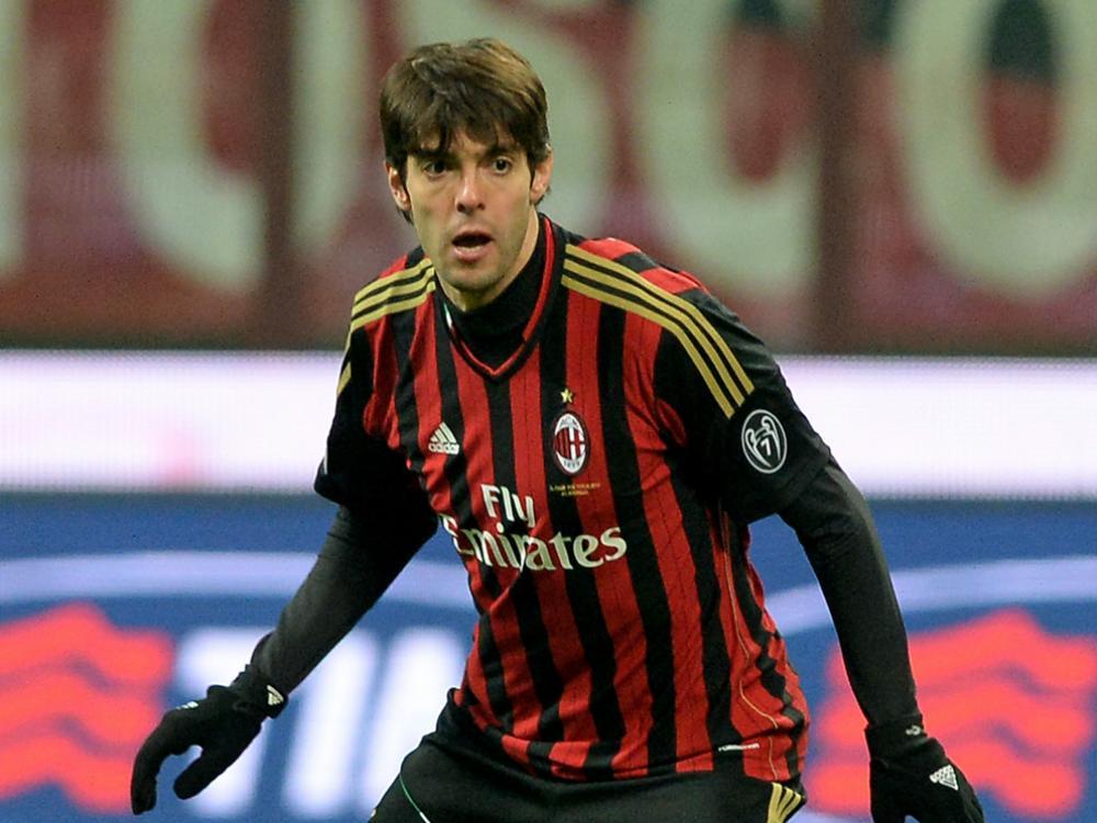 Kaka verlässt Milan Richtung Heimat