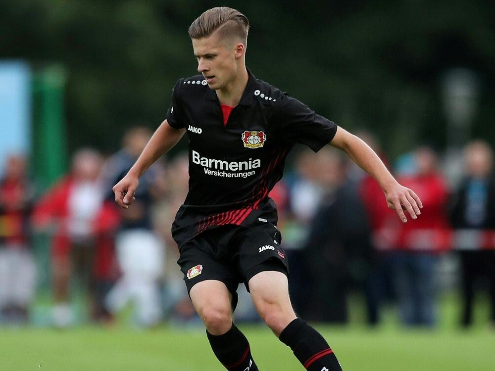 Bednarczyk wechselte 2019 aus Leverkusen zu St. Pauli