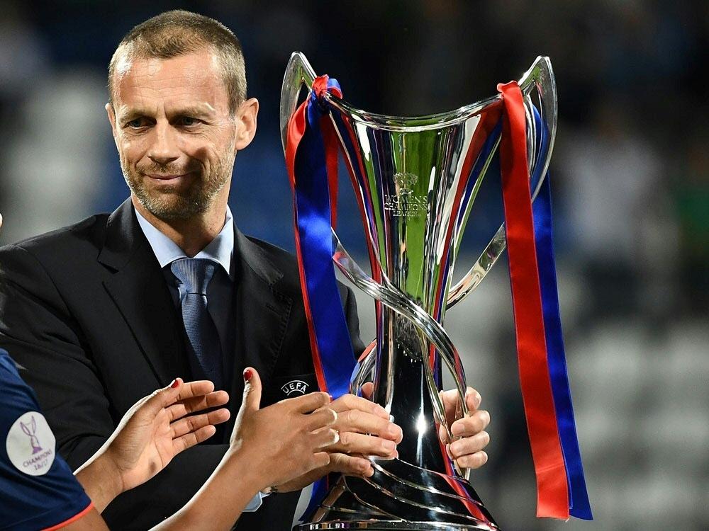 2021 findet das Champions-League-Finale der Frauen in Göteborg statt