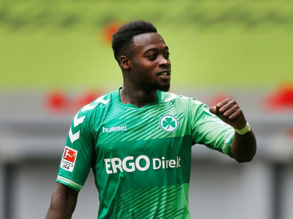 Jubelt künftig im Trikot des Hamburger SV: Khaled Narey