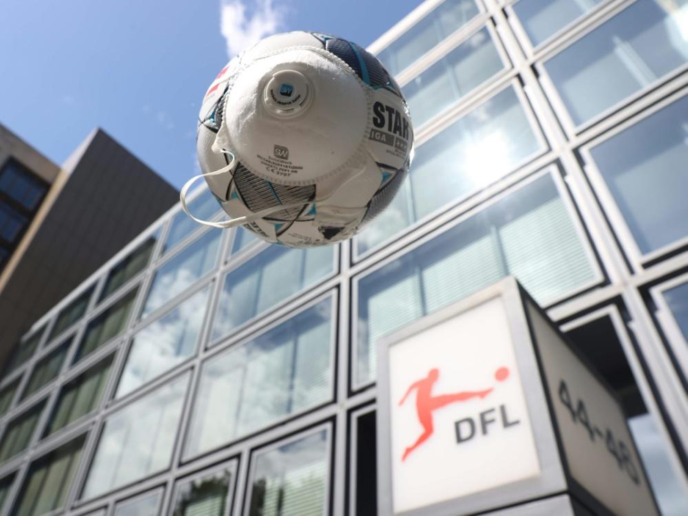 Die DFL will trotzdem weiter für Fan-Rückkehr kämpfen