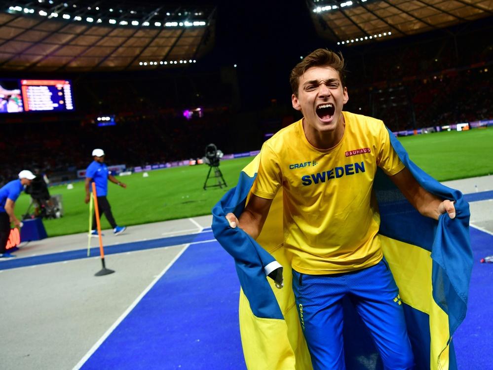 Armand Duplantis übersprang 6,05 Meter