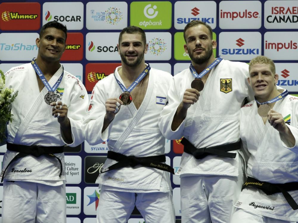 Am Donnerstag startet die Judo-EM in Prag