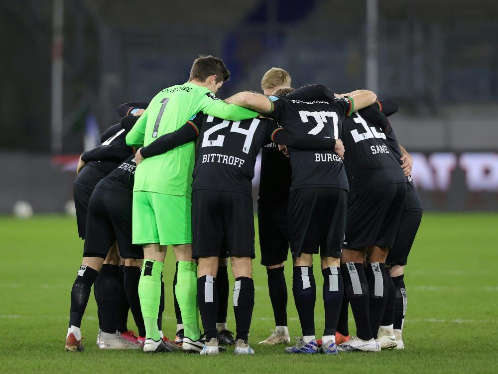 Der 1. FC Magdeburg ist Tabellenführer der 3. Liga