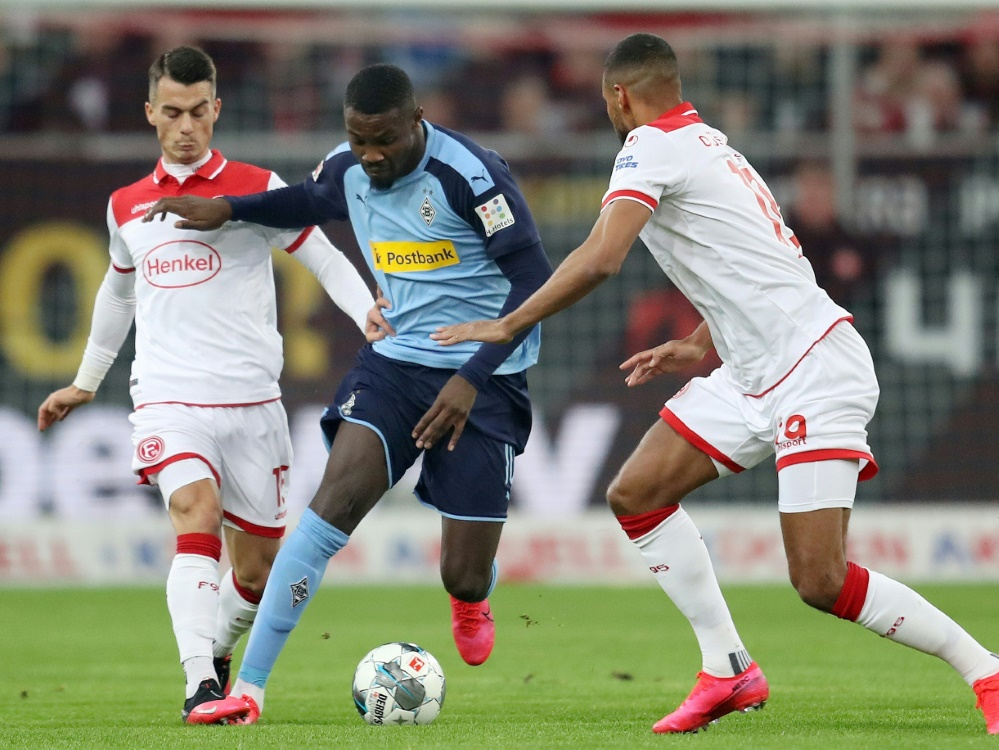 Borussia Mönchengladbach empfängt Fortuna Düsseldorf