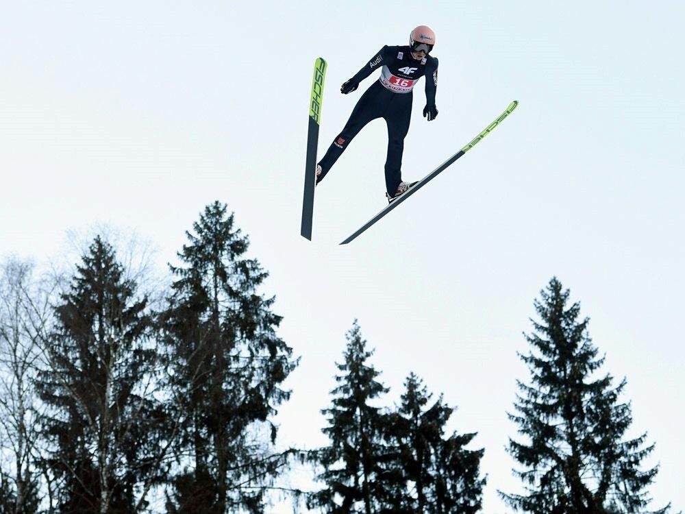Quali: 102 Meter für Geiger - Nur Kubacki springt weiter