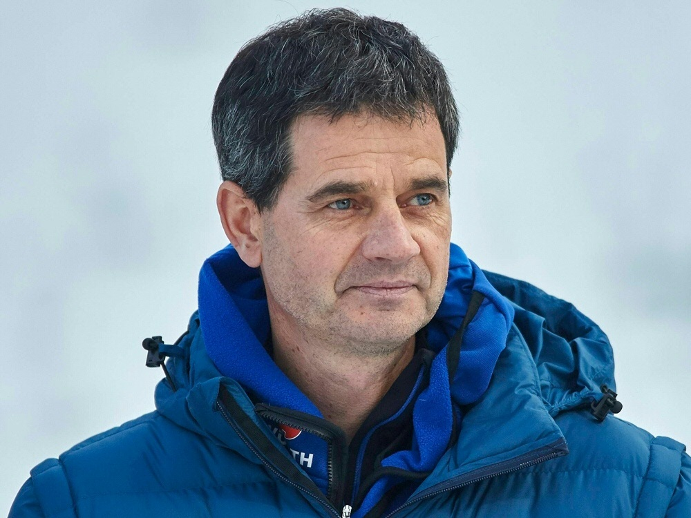 Stefan Horngacher macht Wellinger keinen Druck
