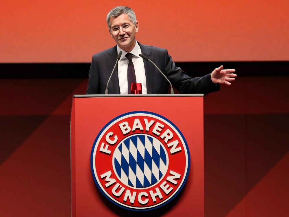 Die Jahreshauptversammlung des FC Bayern soll 2021 stattfinden