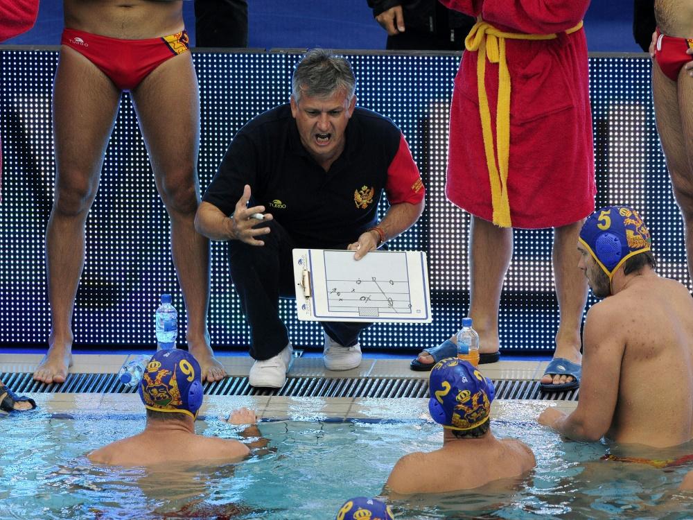 Neuer Wasserball-Bundestrainer: Petar Porobic