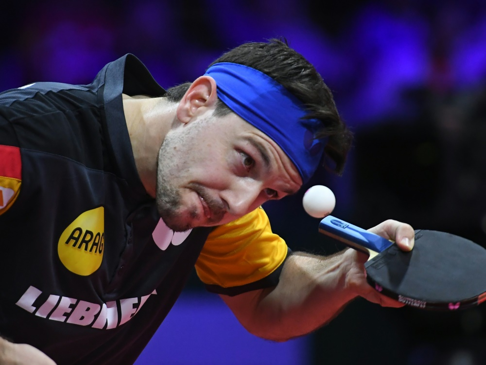 Timo Boll beklagt Terminflut