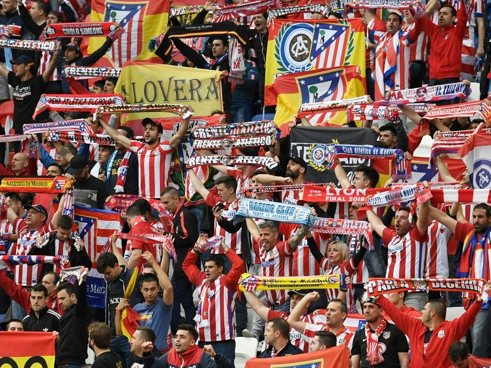 Die UEFA leitet Disziplinarverfahren gegen Atlético und Marseille ein