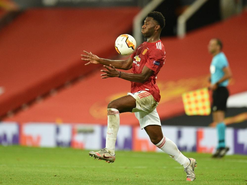 Bayer Leverkusens Neuzugang Timothy Fosu-Mensah