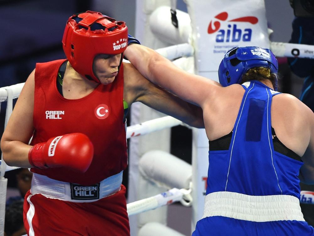 Die Amateurbox-WM 2023 wird in Taschkent stattfinden