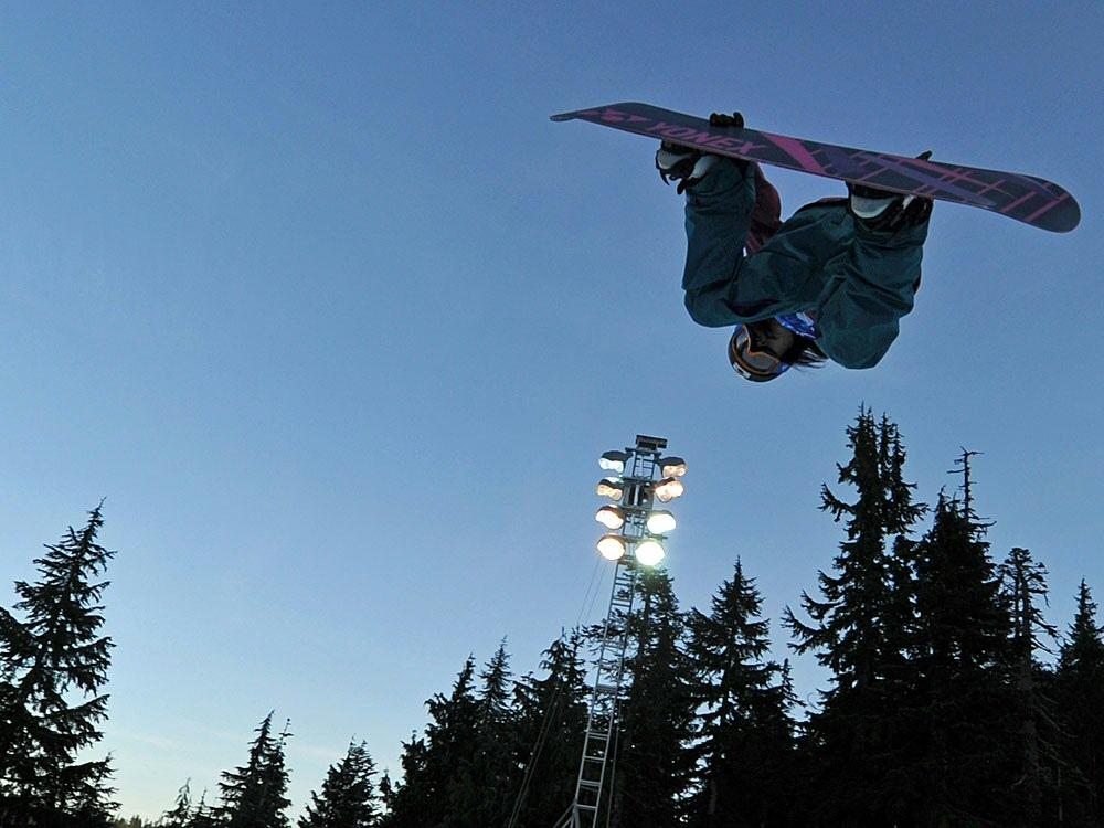 In Cardrona startete die Snowboard-Weltcupsaison