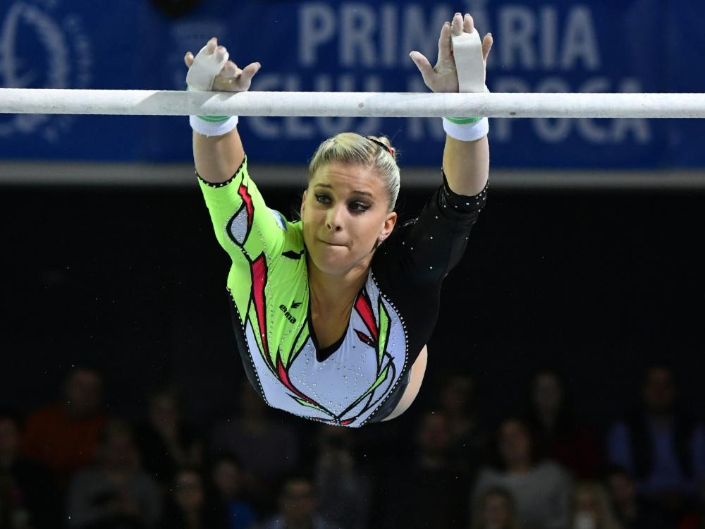 Elisabeth Seitz landete bei der WM auf dem fünften Platz