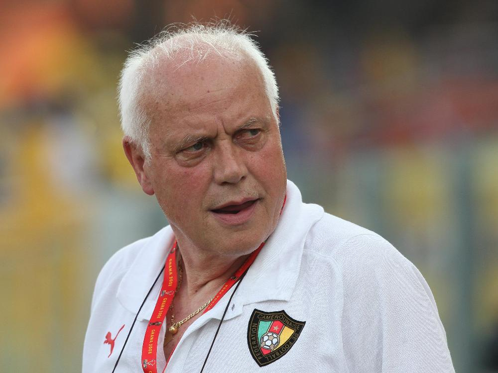 Otto Pfister gilt als Weltenbummler des Fußballs