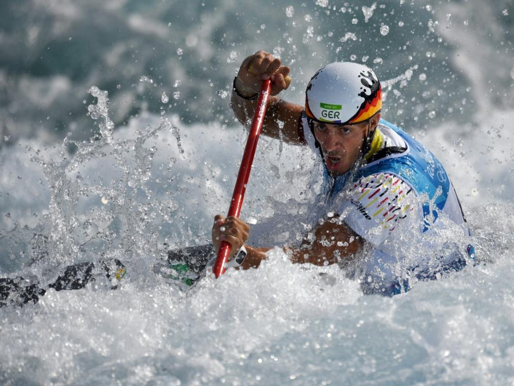 Slalomkanuten um Sideris Tasiadis nicht in Pau und Tacen
