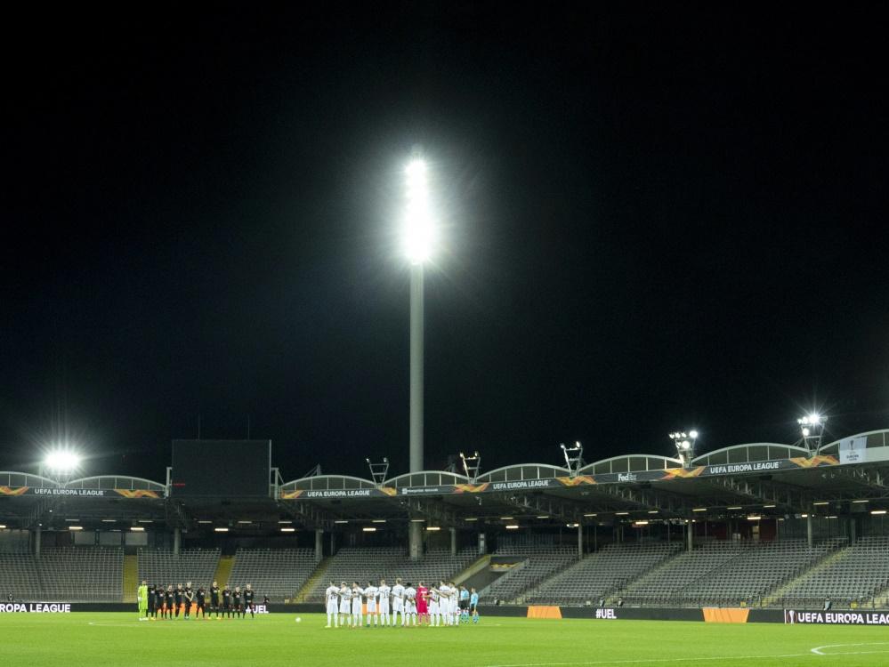 Österreichische Liga macht Weg für Geisterspiele frei