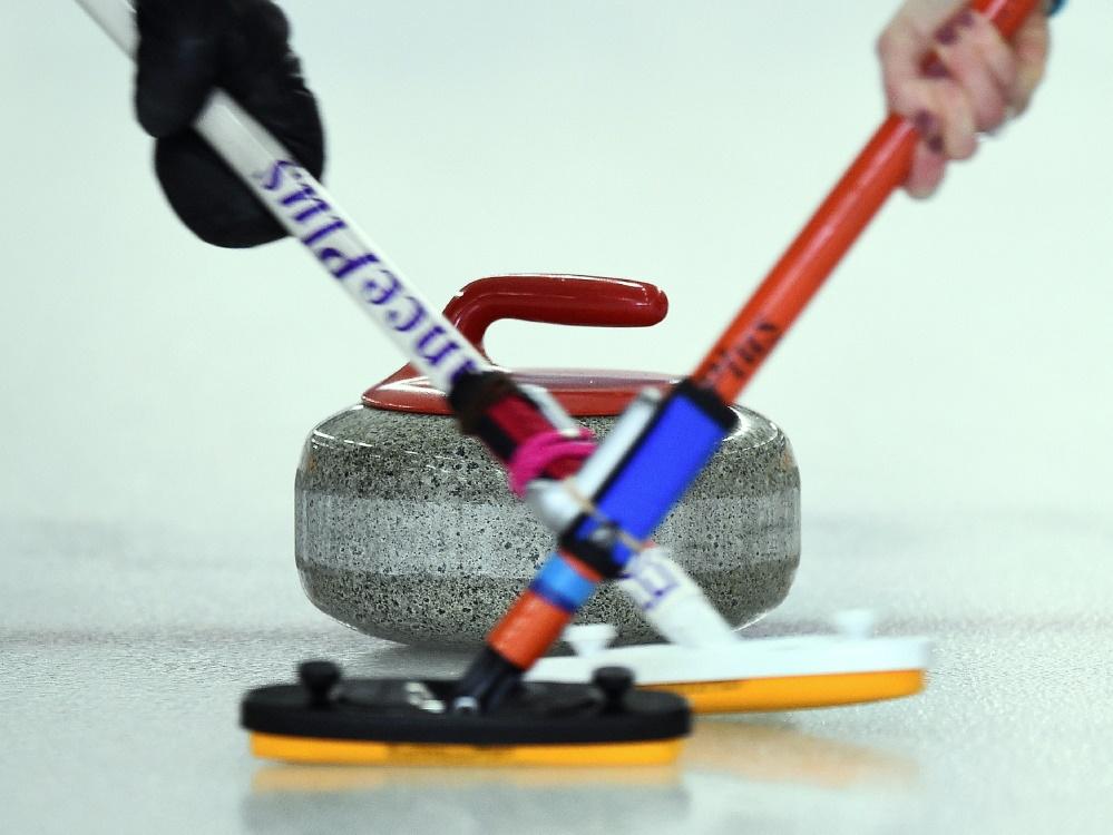 Kein Erfolgserlebnis für die deutschen Curler