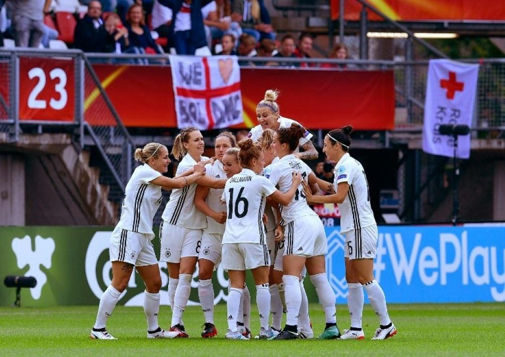 England ist Gastgeber der Frauenfußball-EM 2021