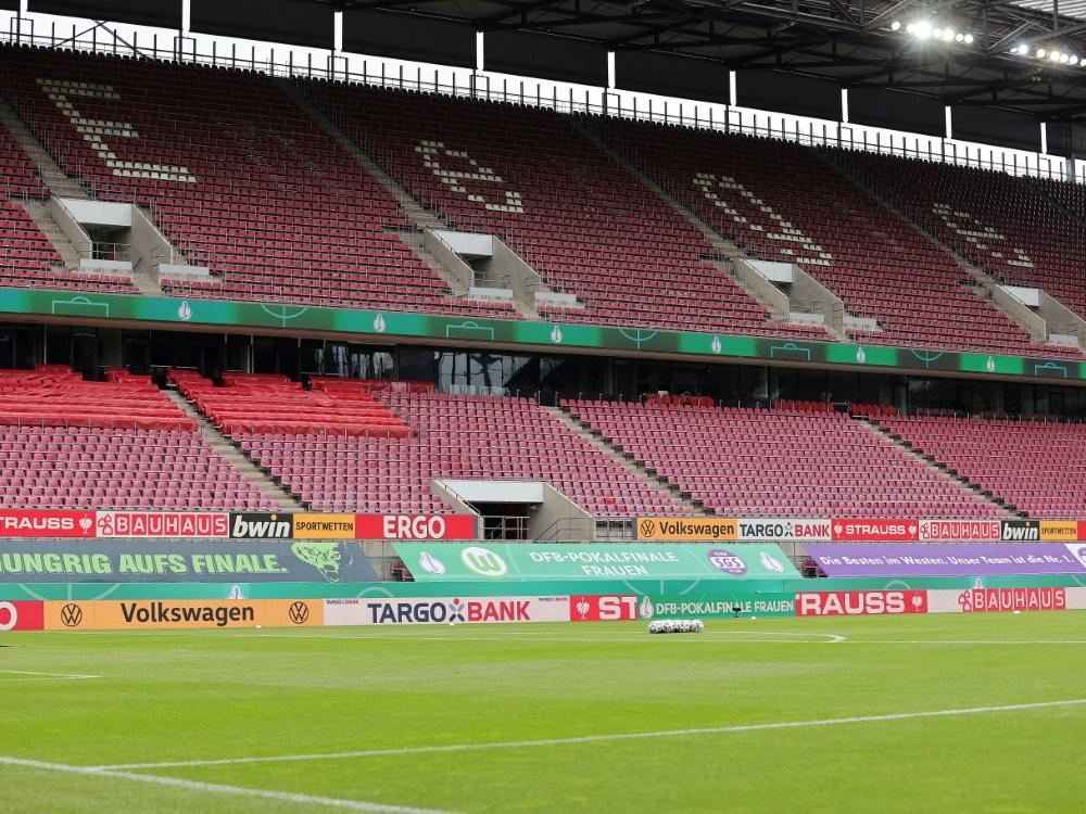 Das DFB-Team will in Köln vor 9000 Fans spielen