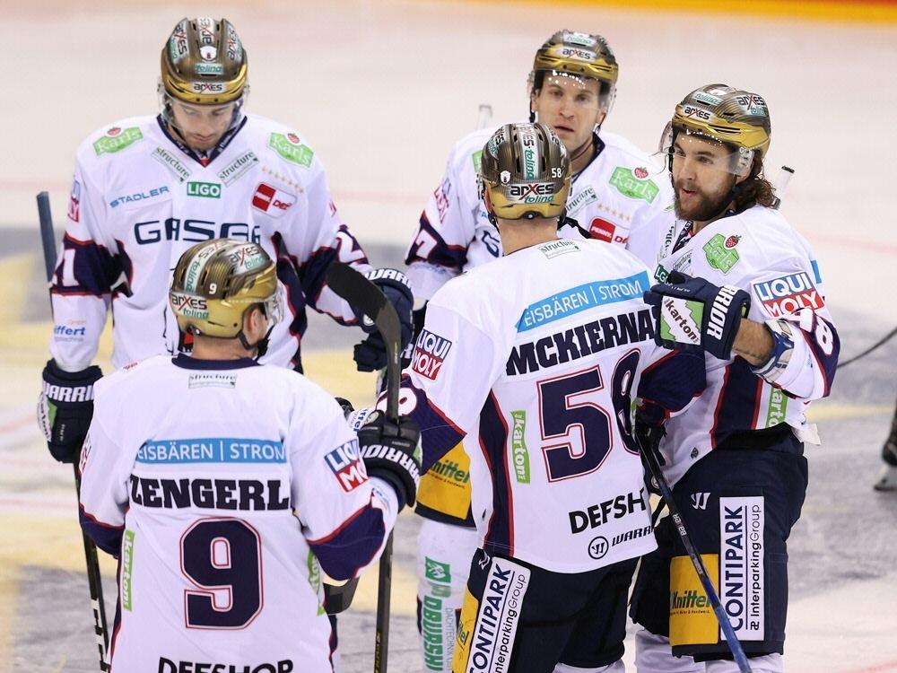 Eisbären Berlin gewinnen das DEL-Topspiel gegen Bremerhaven
