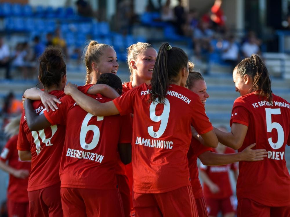 Bayern optimistisch vor Duell gegen Wolfsburg