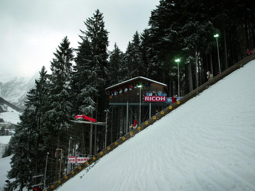 Zu windig: Skisprung-Qualifikation in Engelberg abgesagt