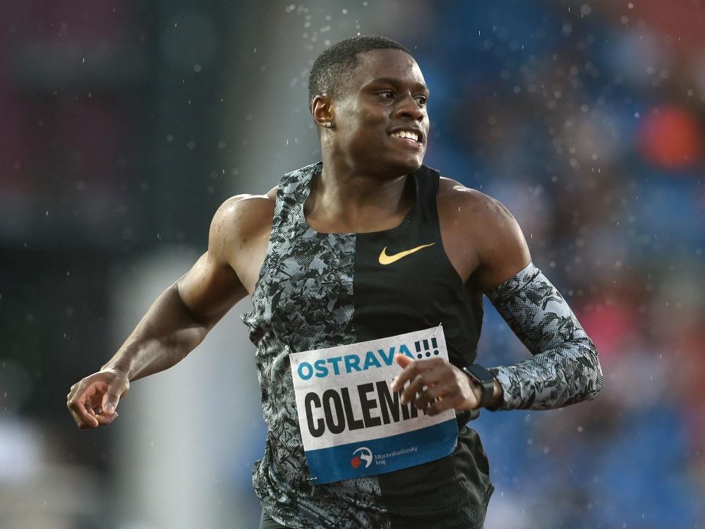Coleman wird die Olympischen Spiele im nächsten Jahr verpassen