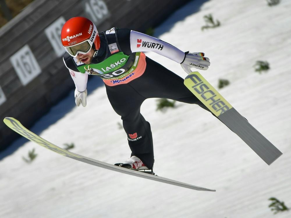 Auszeichnung für Weltmeister Markus Eisenbichler