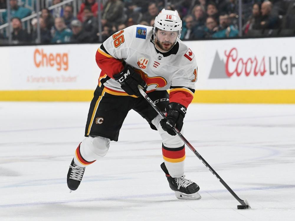 Rückschlag für Tobias Rieder und die Calgary Flames