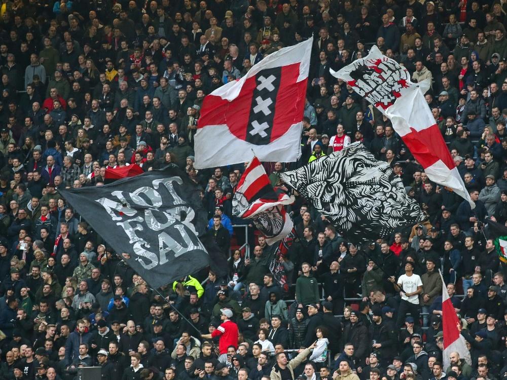Eredivisie: Ab September wieder mit Fans