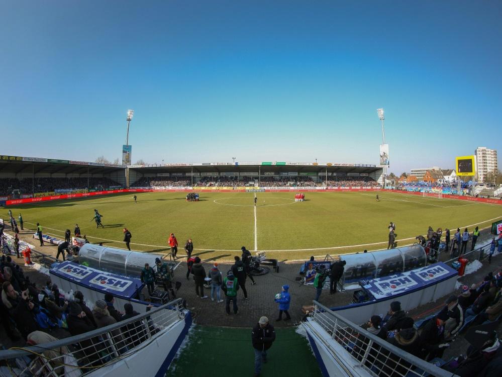 Holstein Kiel darf im Aufstiegs-Fall im eigenen Stadion bleiben