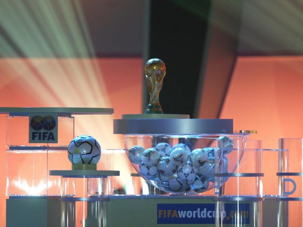 Die Auslosung der WM-Qualifikation findet virtuell satt