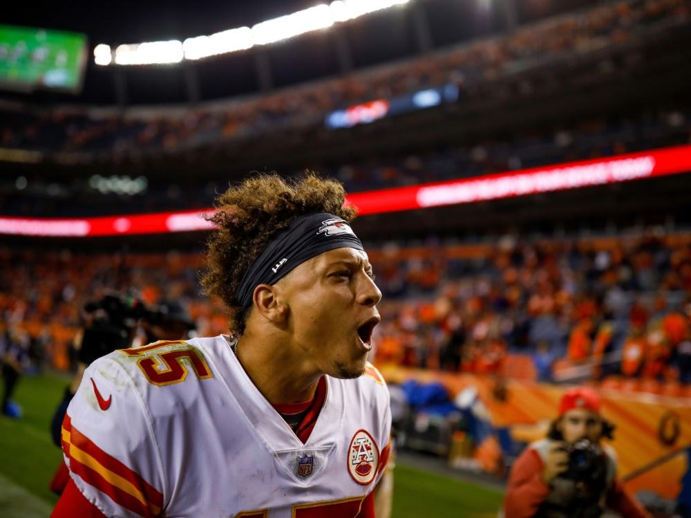 Auf Super-Bowl-Kurs: Patrick Mahomes und die Chiefs