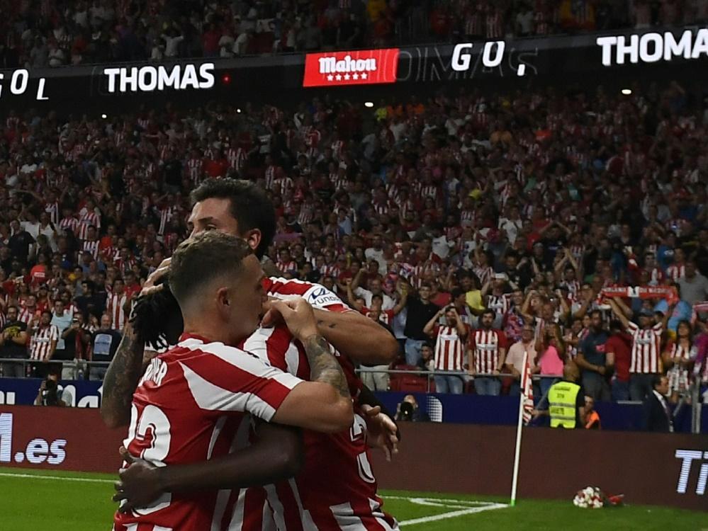 Atlético beglich Schulden beim finanzamt vorzeitig