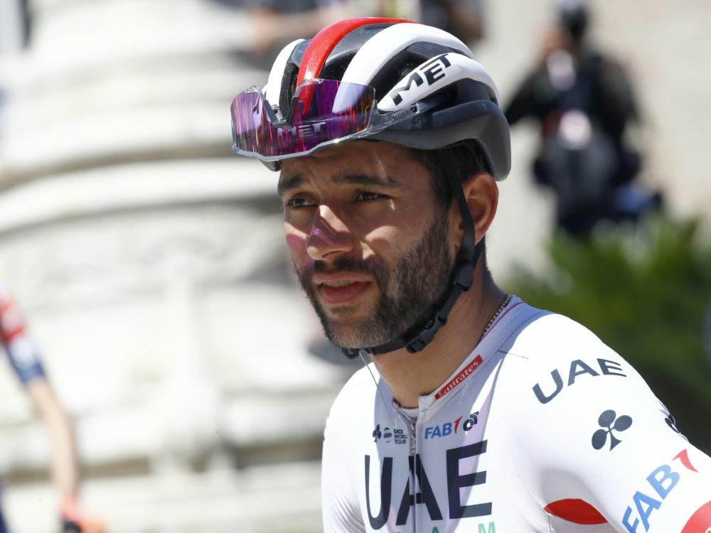 Fernando Gaviria geht es nach seiner Erkrankung besser