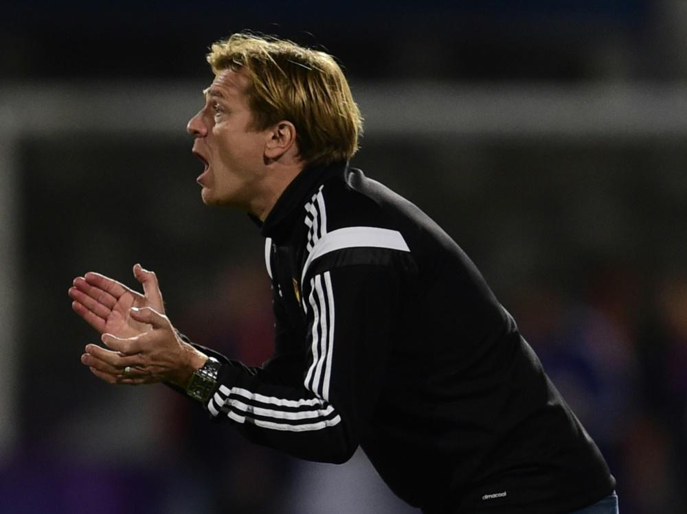 Gustavsson wird Frauen-Nationaltrainer in Australien