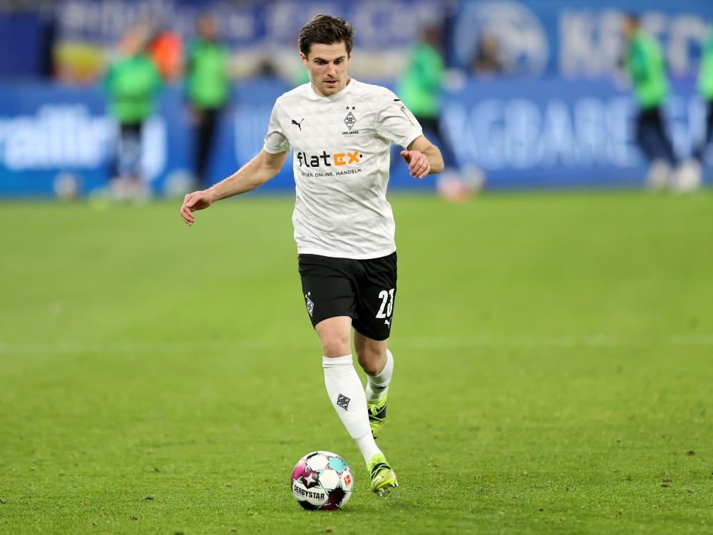 Jonas Hofmann steht vor einer Rückkehr ins Gladbach-Training