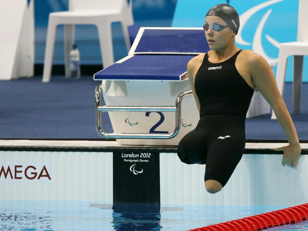 Die Para-Schwimm-EM muss verschoben werden