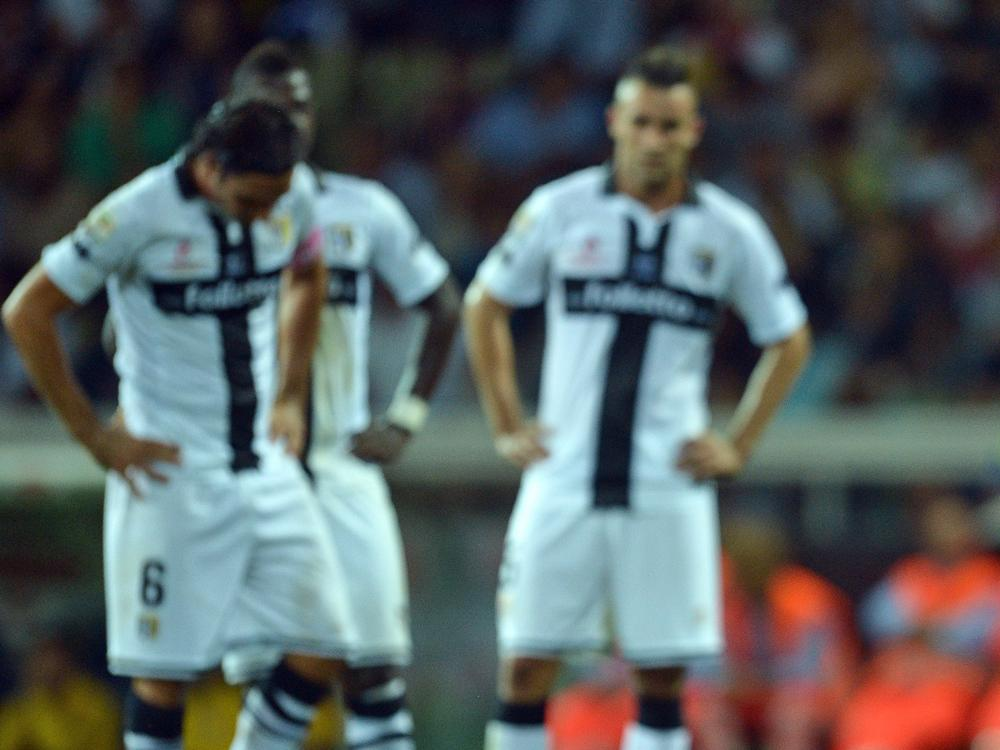 Die Lage beim FC Parma spitzt sich weiter zu