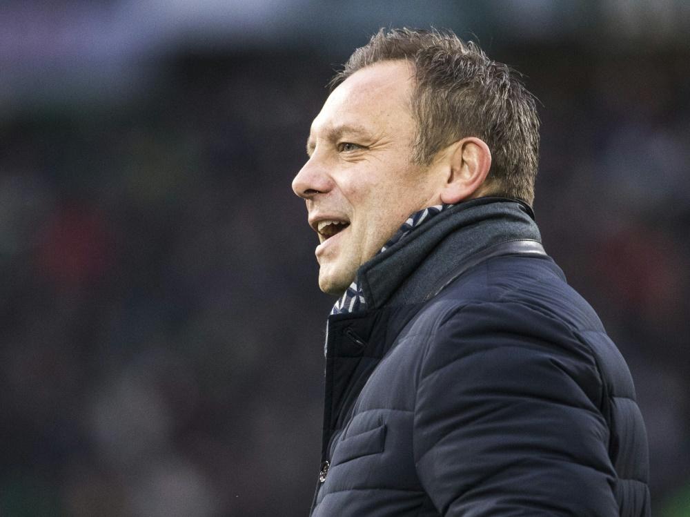 André Breitenreiter wird Trainer vom FC Zürich