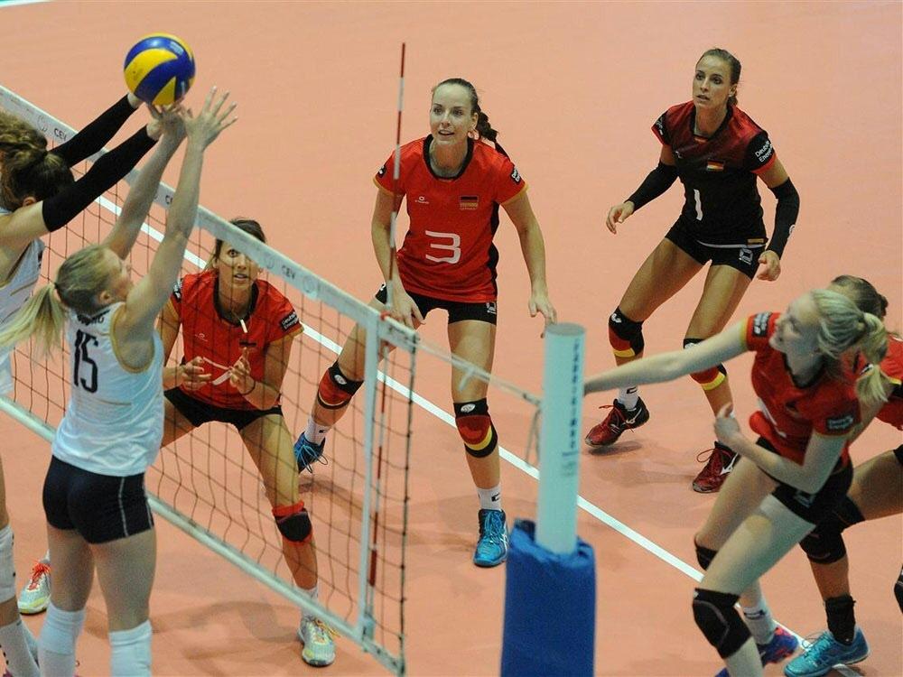 Vor EM: Niederlage für die deutschen Volleyballerinnen